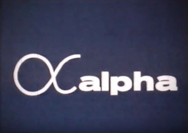 Alpha Video UK Logo