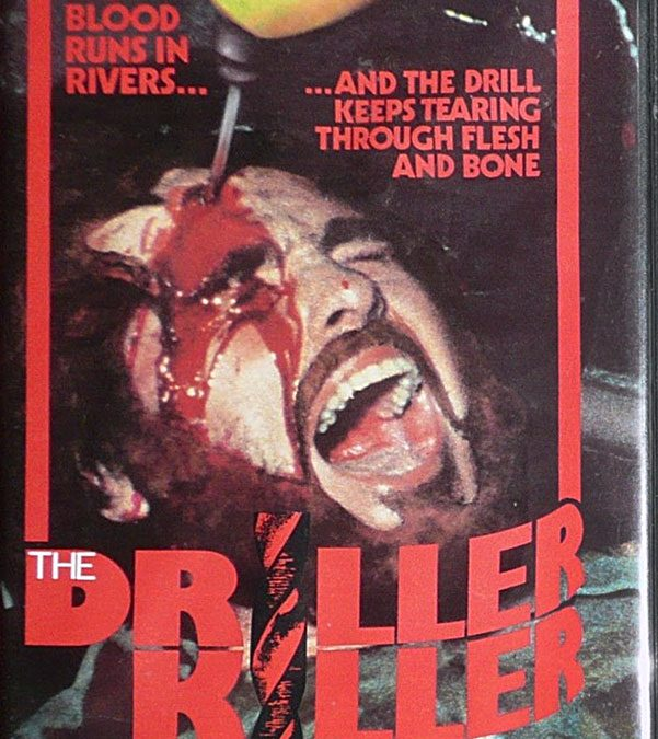 The Driller Killer UK VIPCO Pre Cert Video