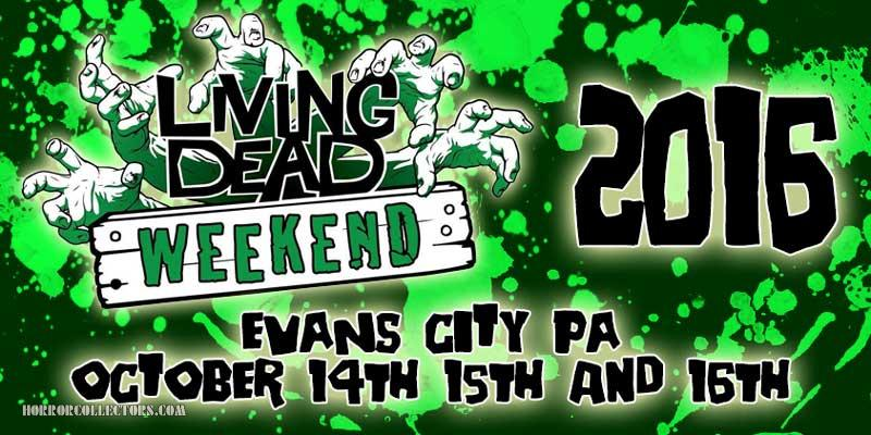 the living dead weekend 2016