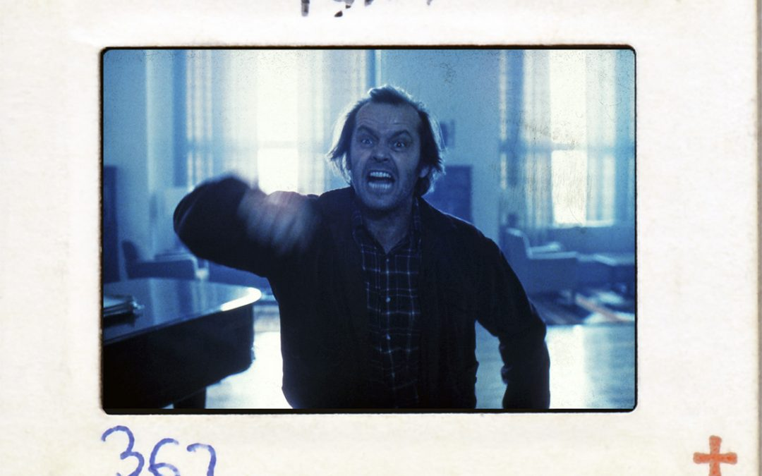 The Shining Warner Press Kit Slides
