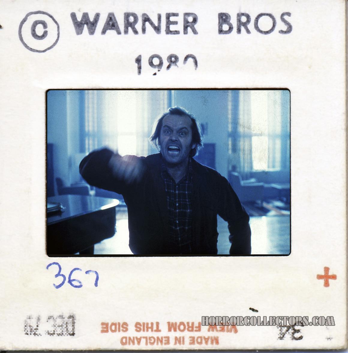 The Shining Warner Press Kit Slides