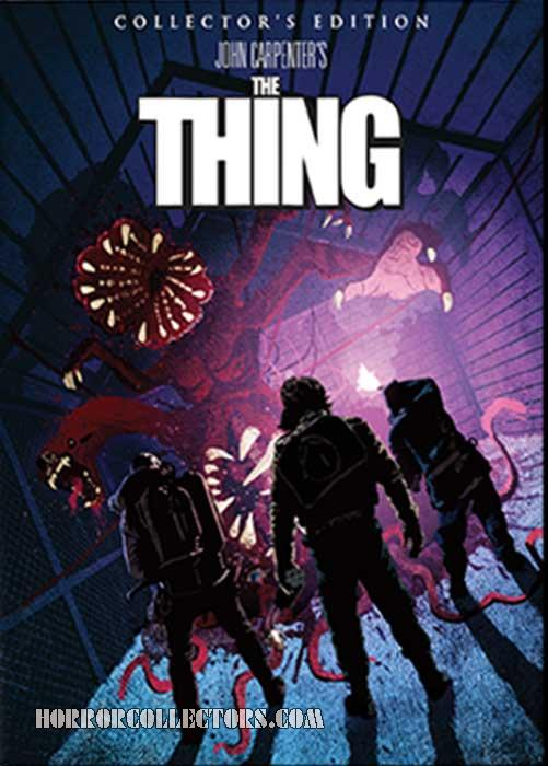 The Thing Scream Factory Deluxe Limited Edition Blu-Ray