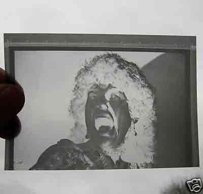 CREEPSHOW LOBBY CARD PRINTING NEGATIVES