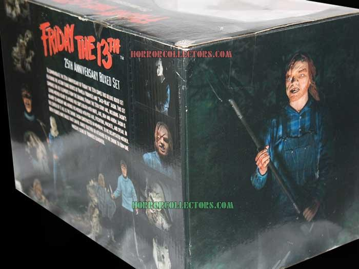 friday the 13th neca 25 anniversary box set l