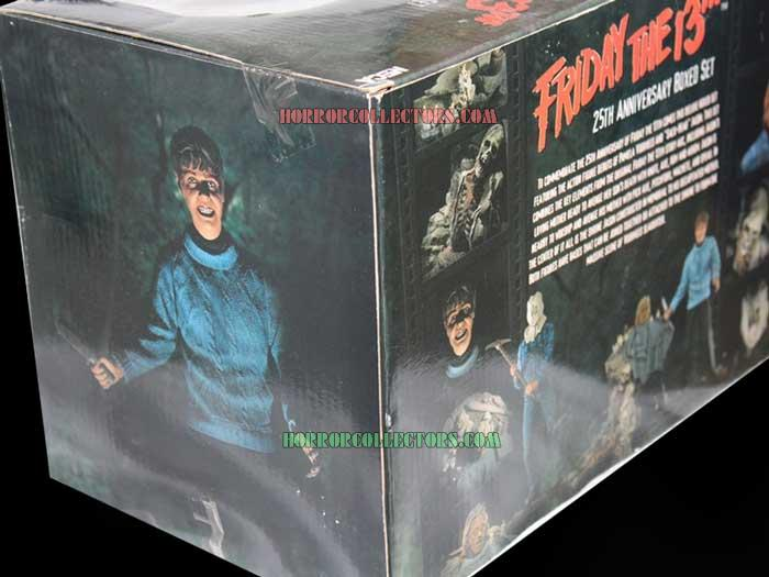 friday the 13th neca 25 anniversary box set r
