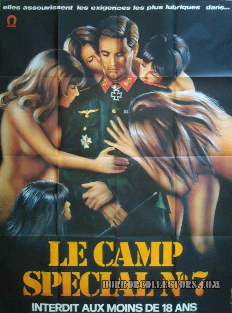 Le Camp Special no 7 French Grande Poster