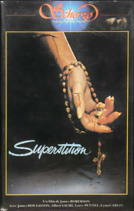 Superstition French Scherzo VHS Video