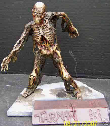 RETURN OF THE LIVING DEAD WAYNE HANSEN TARMAN RESIN MODEL
