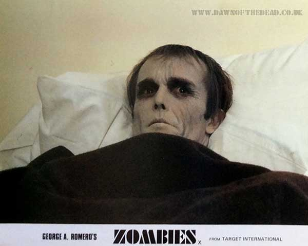 Dawn of the Dead – Zombies – Target International British Lobby Cards