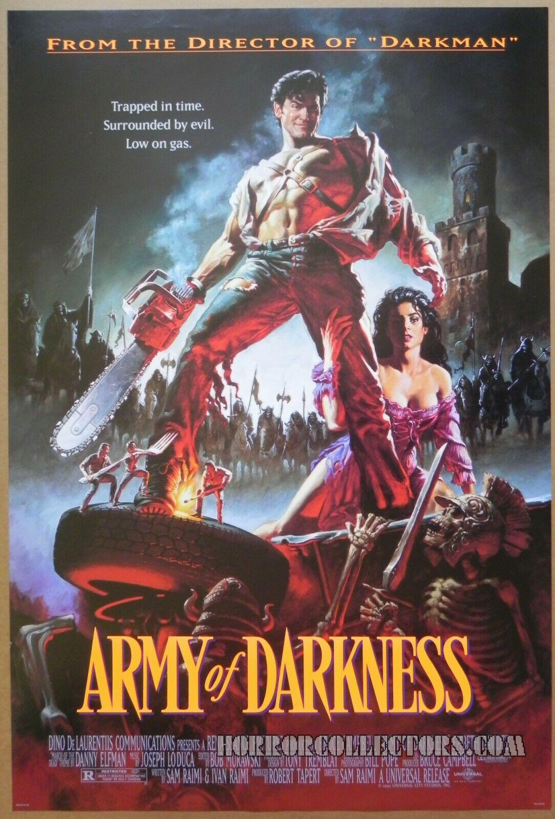 Army of Darkness US One sheet Poster