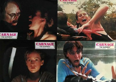 Carnage French Lobby Cards