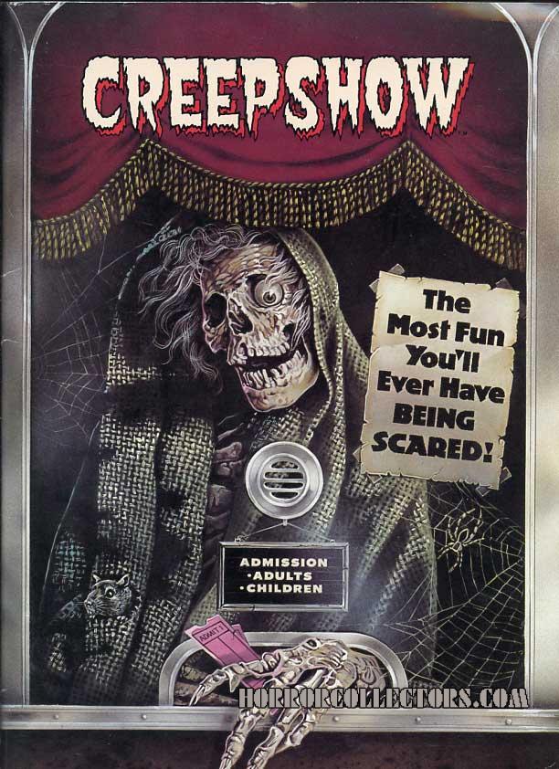 Creepshow USA Warner Brothers Press Kit