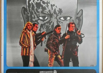 Dawn of the Dead 1978 Spanish Poster