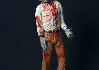 Dawn of the Dead Flyboy resin kit Brian McGuire
