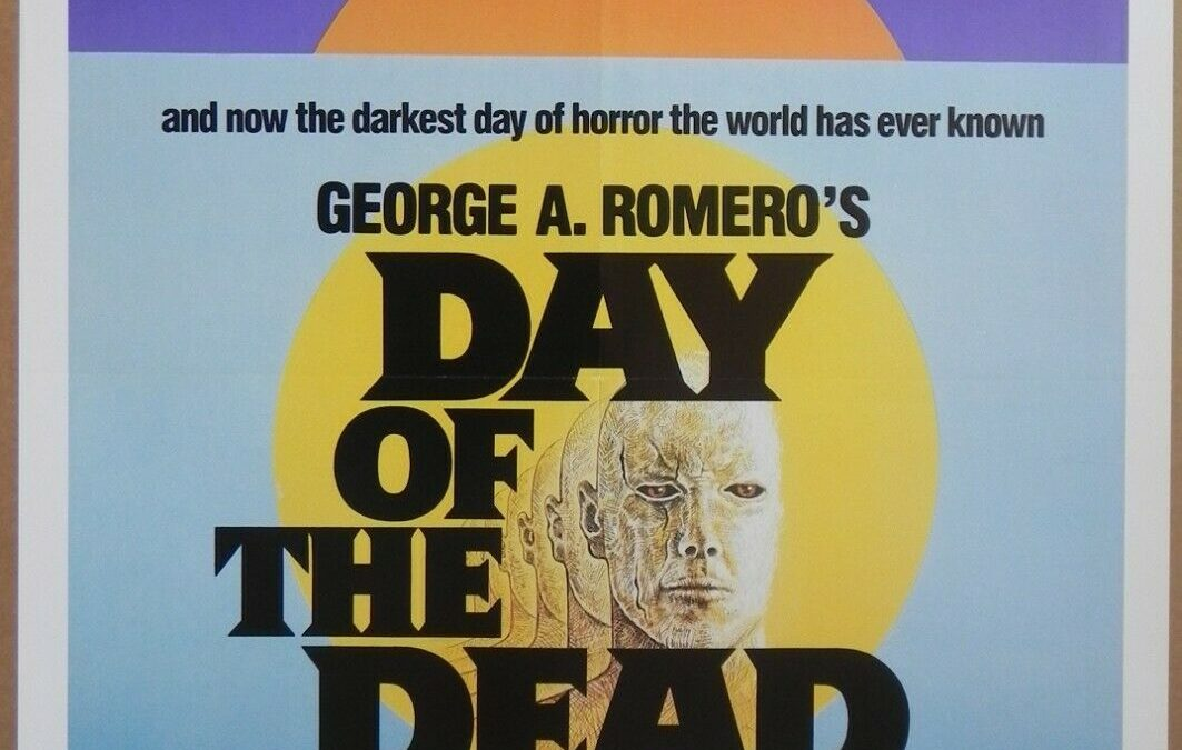 Day of the Dead US One Sheet
