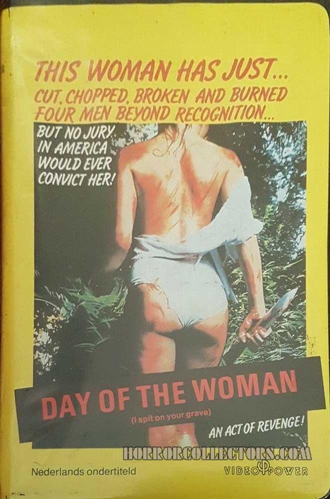 Day of the Woman Dutch Video Power VHS