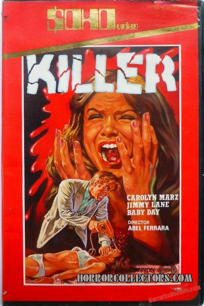 Driller Killer Spanish SOHO Video