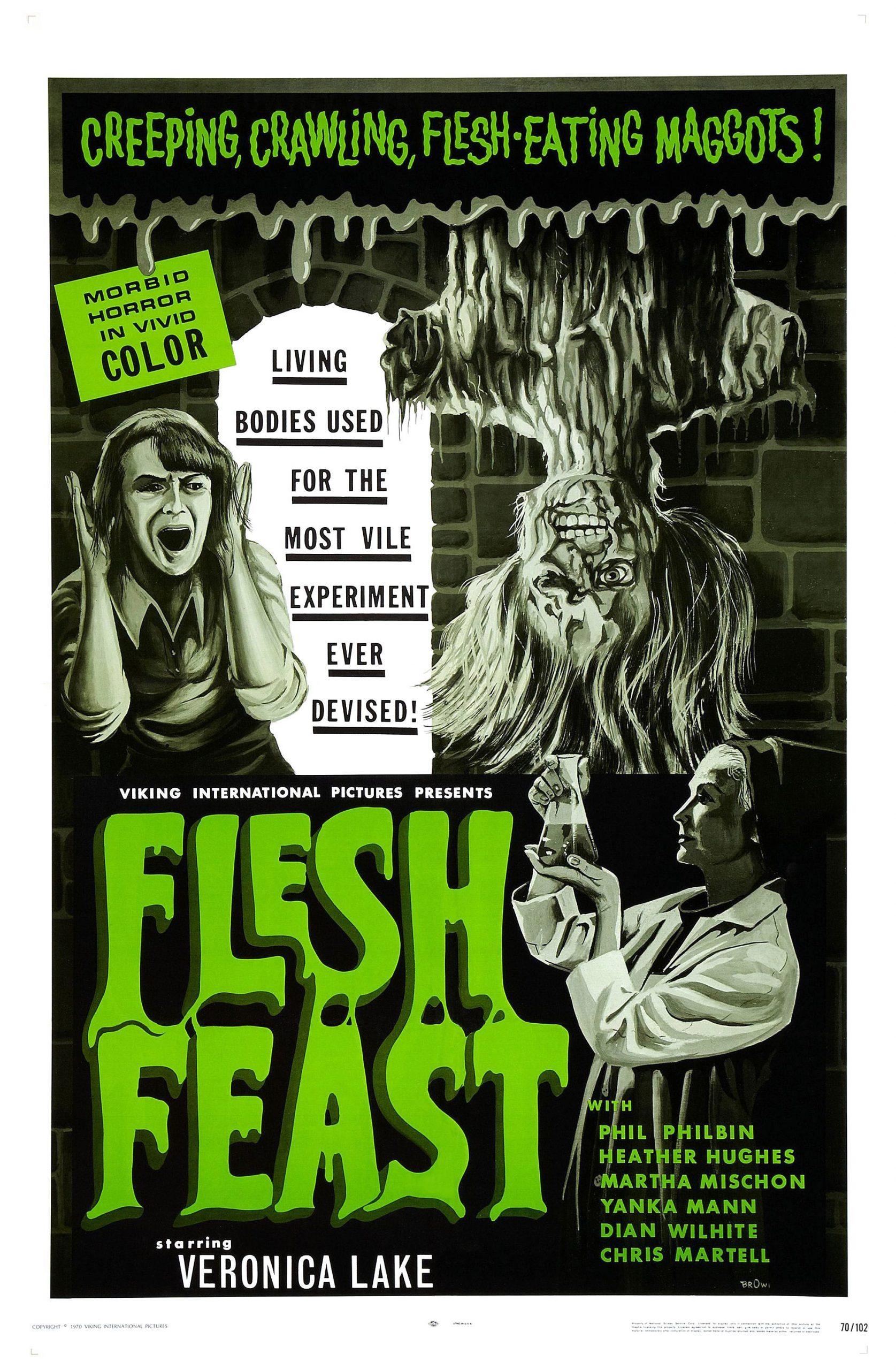 Flesh Feast To ergastirio tis Dr Frederick