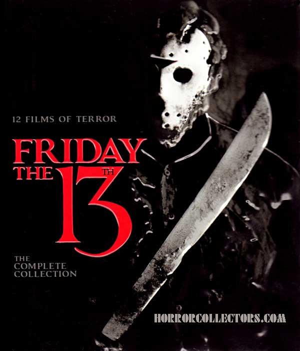 Friday the 13th The Complete Collection Blu-ray Box Set