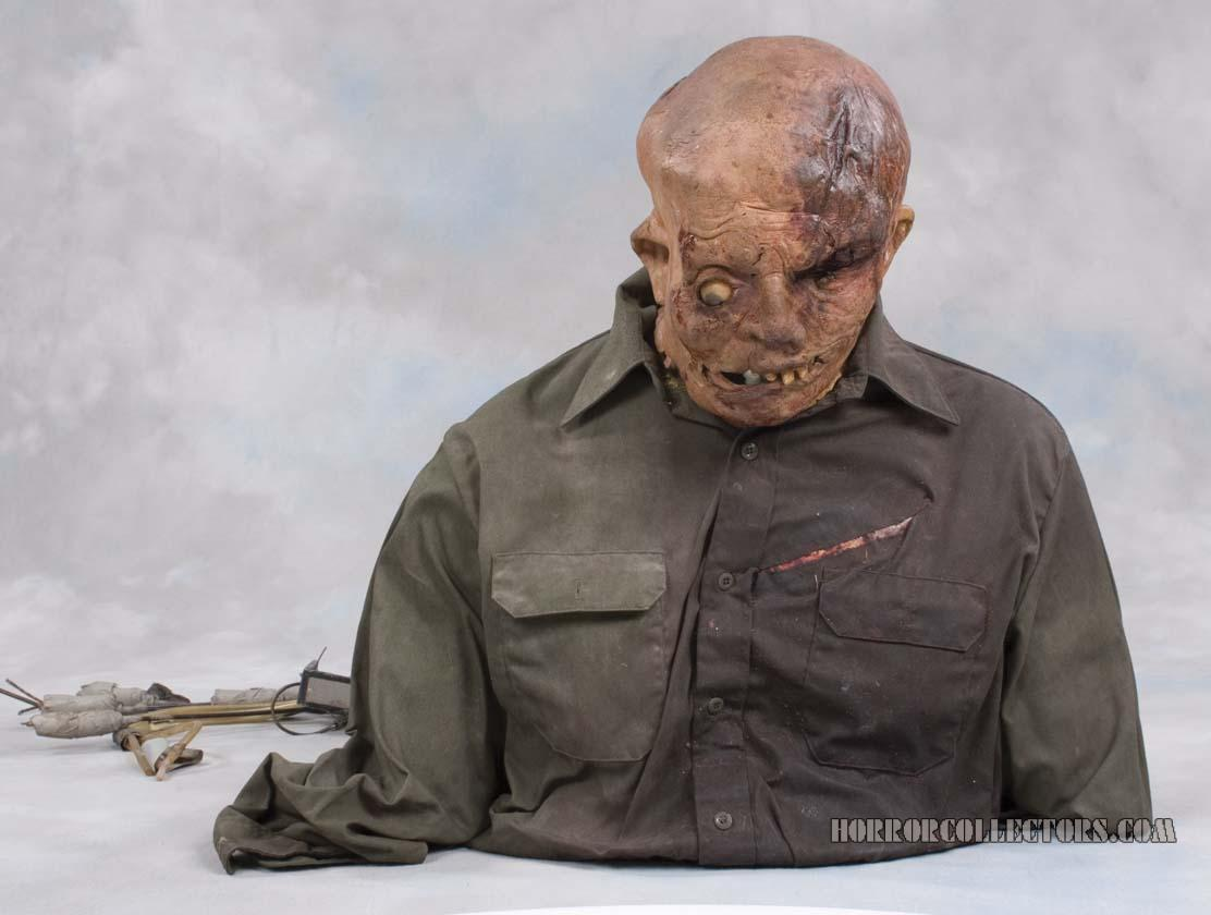Friday The 13th part 4 The Final Chapter Prop Jason Voorhees Tom Savini SFX bust