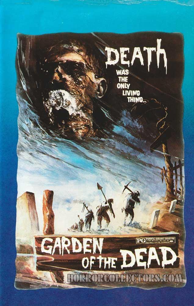 Garden of the Dead Video PG