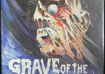 Pre Cert - Grave Of The Undead - VHS - KM Video