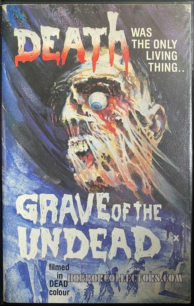 Grave Of The Undead KM Video UK Pre Cert