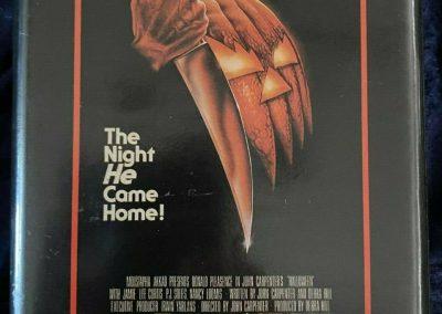 Halloween Media Home Entertainment VHS