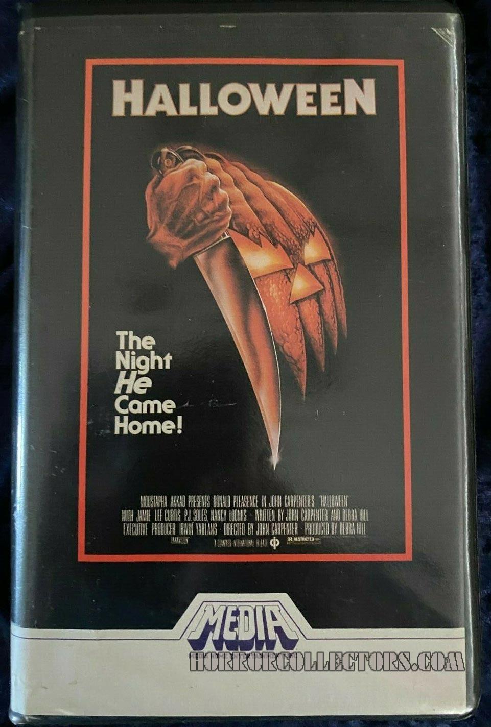 Halloween Media Home Entertainment Video