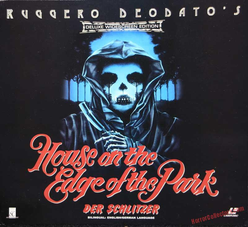 House on the edge of the park Limited Laserdisc