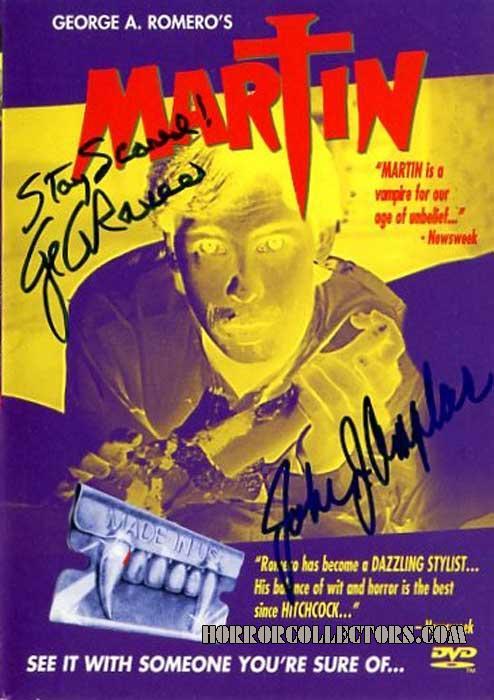 Martin George A. Romero Anchor Bay Entertainment DVD