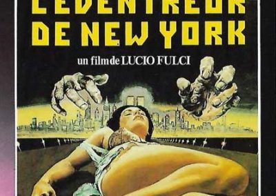 New York Ripper MPM L'eventreur De New-York