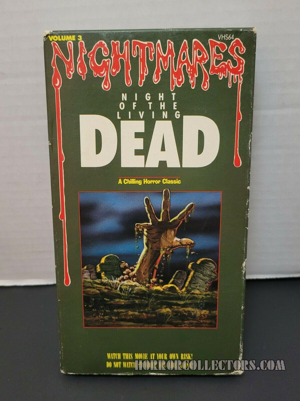 Night of the Living Dead – Parade Video Nightmares Series Volume 3