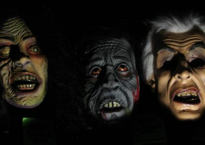 American Mask & Novelty Night of the Living Dead masks