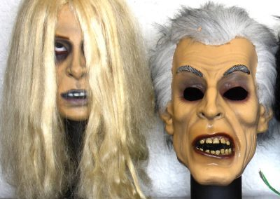 American Mask & Novelty Night of the Living Dead masks Horrorcollectors