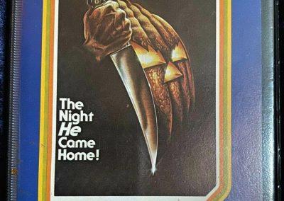Pre Cert - Halloween - VHS - Media - VPD 01
