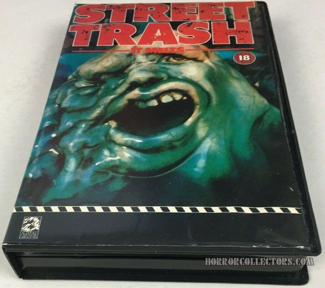 Street Trash VHS Front Cover