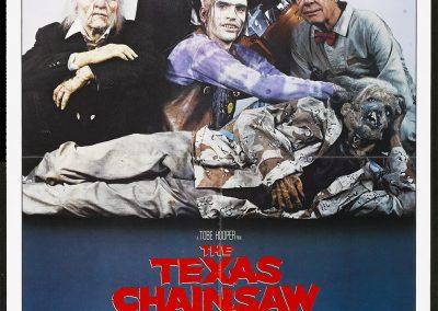 Texas Chainsaw Massacre 2 Poster V1