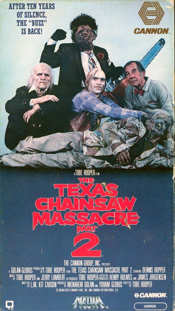Texas Chainsaw Massacre Part 2