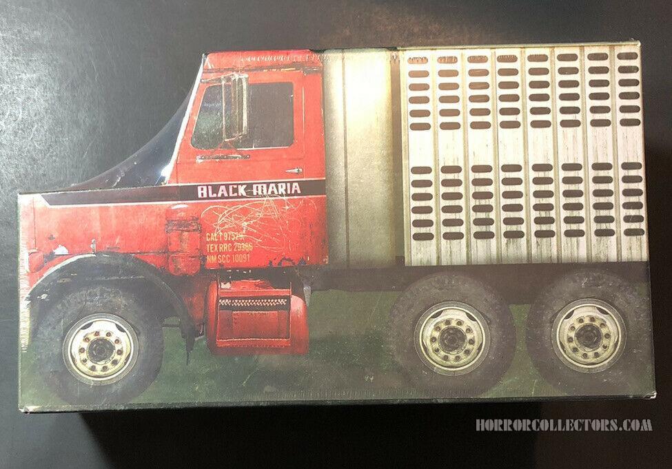 The Texas Chainsaw Massacre 40th Anniversary Box