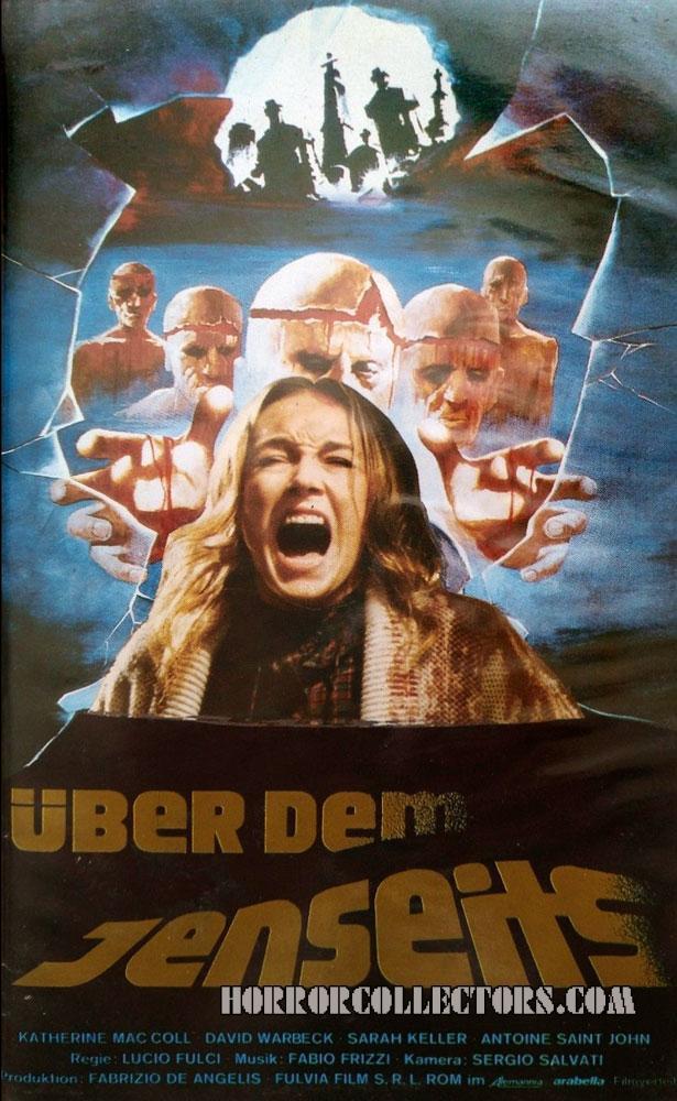 The Beyond AKA Über dem Jenseits Lucio Fulci GMV VHS Video