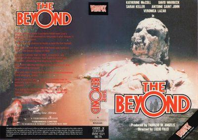 The Beyond Video Media Pre Cert Sleeve