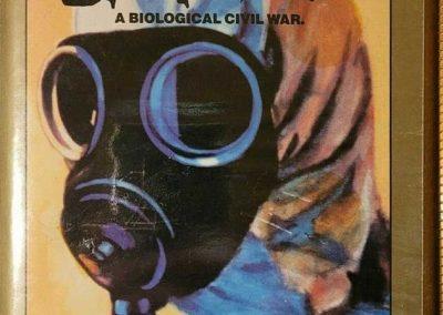 The Crazies VHS 1973 Horror George A. Romero Video Classics Gold (Ex-Rental)