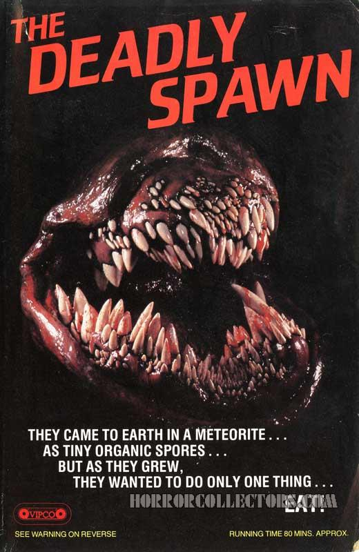 The Deadly Spawn UK VIPCO Pre Cert Video