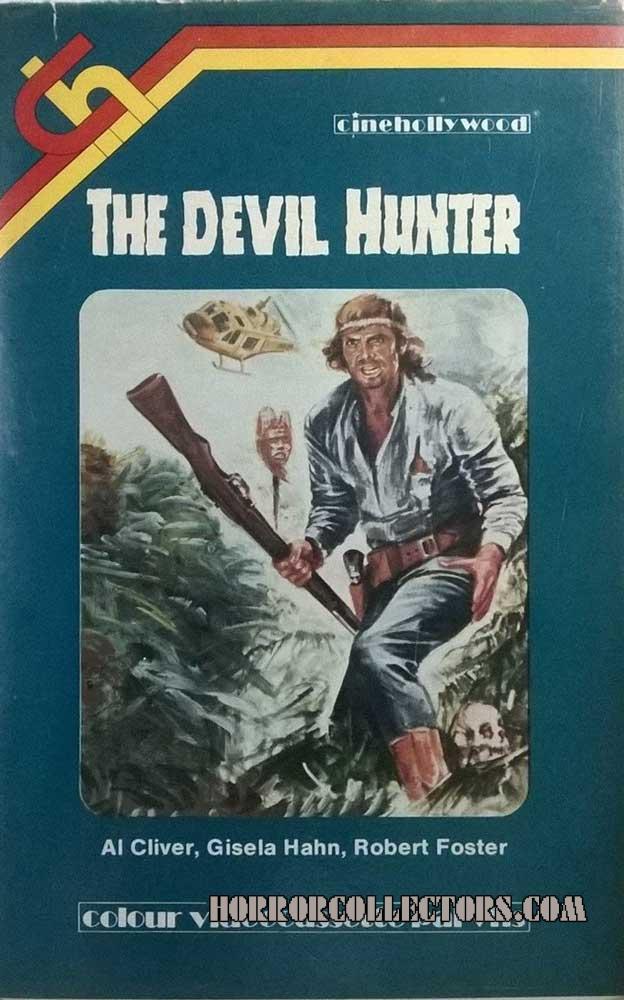 The Devil Hunter UK Cinehollywood Pre Cert Video