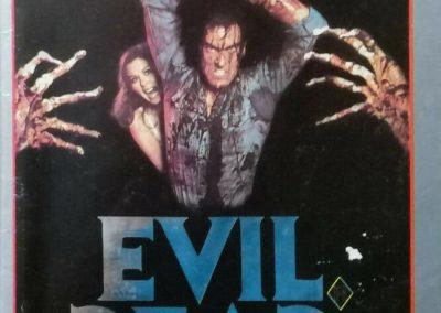 EVIL DEAD (1981) - Australian Filmways Video Classics 1st Issue Vhs CULT HORROR!