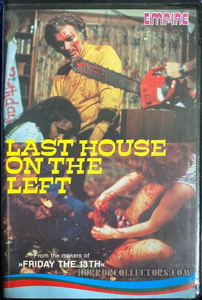 The Last House On The Left Dutch Empire Video