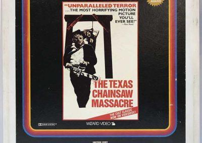 Texas Chainsaw Massacre CED
