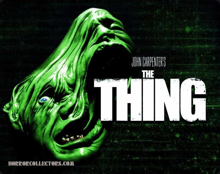The Thing UK Steelbook Universal 100th Anniversary Edition Blu-ray