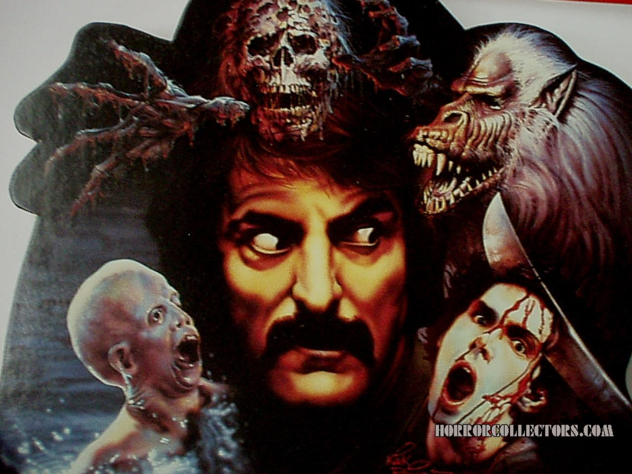 Scream Greats Tom Savini Video Store Promo